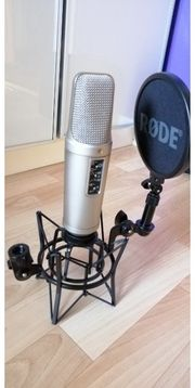 Mikrofon Rode NT2-A Studio Solution