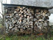 Ofenfertiges Brennholz Hartholz 2 Jahre