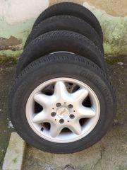 Alufelgen Mercedes mit Reifen 6Jx15H2