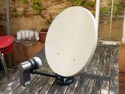 Camping 40cm SAT Antenne Schüssel
