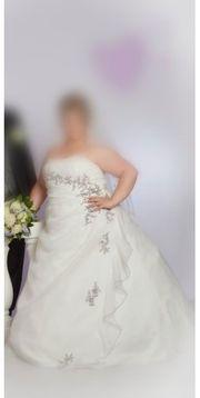 hochwertiges Brautkleid Ivory 46 48
