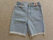 Kinderbekleidung Jeans Shorts Bermuda Gr
