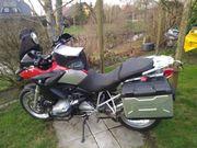 Grundehrliche BMW R 1200 GS