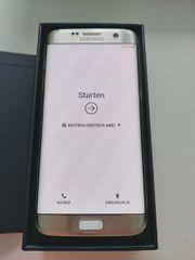 Samsung Galaxy S7 edge silber
