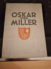 Oskar v Miller mit Widmung