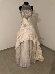 Abendkleid evtl Brautkleid
