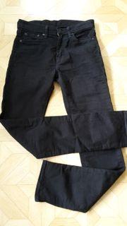 Levi s 510 Jeans schwarz