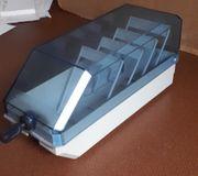 BOEDER Diskettenbox mit Disketten abschließbar