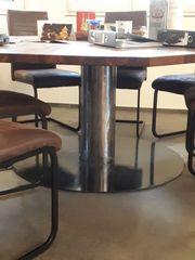 Unikat Tisch Massiv Holz Esstisch