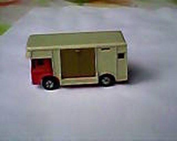 Pferdetransporter Horse Box Truck No