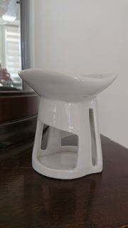 Duftöl-Lampe - weiß