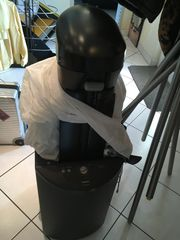 Siemens Dressman Bügelautomat TJ 10