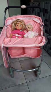 Baby Born Zwillingspuppenwagen