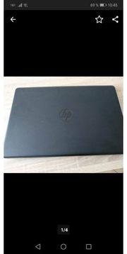 HP Notebook mit Restgarantie