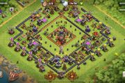 Clash of Clans RTH 10