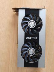 REDUZIERT Grafikkarte Radeon XFX R7770