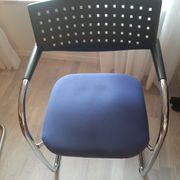 Swing Stuhl mit Armlehne und
