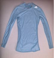 Adidas Compression Climachill Shirt Gr