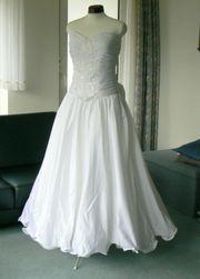 Hochzeitskleid mit Korsage weiß Meg