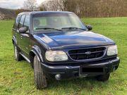 Ford Explorer Limited Edition LPG-Gasanlage