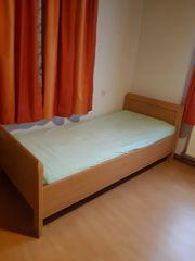 Masiv Bett 200x100 mit neue
