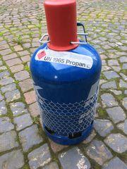 Gasflasche Eigentumsflasche Kellgas Propangas 5kg