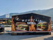 Imbissanhänger Food Trailer Catering Gastro