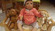 TOLLES PUPPEN BABY