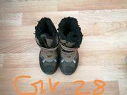 Winterschuhe Gr 28