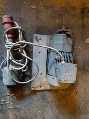 Elektromotor mit Getriebe