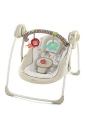 tragbare Babywippe elektrische Babyschaukel WIE