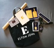 ELTON JOHN Fan-Package aktuelle Tour
