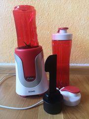 Smoothiemaker Domo DO436BL rot