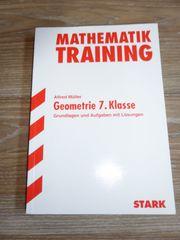 Mathematik Training Geometrie 7 Klasse
