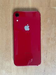 iPhone XR red 128GB sehr