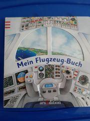 Kinderbuch Mein Flugzeug Buch