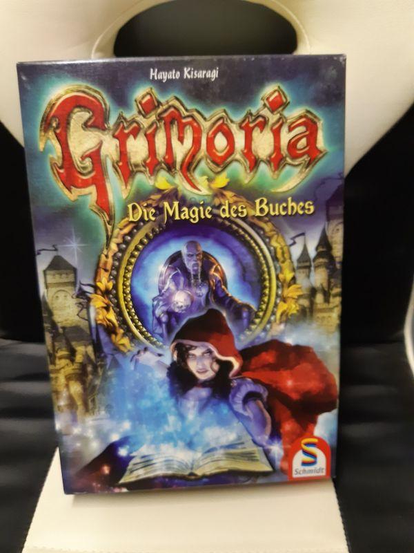 Grimoria Schmidt Spiele Brettspiel