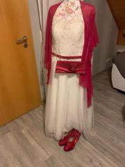 Hochzeitskleid Gr 48 und vieles