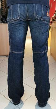 Motorrad-Jeans von Hellfire W32 L34