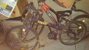 Fahrrad MTB 24 Hoop