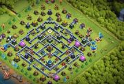 Clash of clans Account Maxed