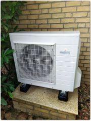 DAIKIN Altherma Luft-Wasser-Wärmepumpe