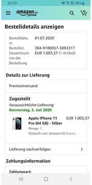 iPhone 11 Pro zu verkaufeniPhone