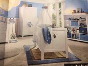 Babybett Kinderbett PORTOBELLO hoch- und