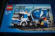 Lego 7990 Betonmischer Neu
