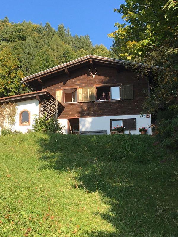 Ferienhaus mit toller Aussicht Fraxern