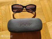 Joop Sonnenbrille schwarz Modell 8840
