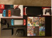 Nintendo switch spiele und zubehör