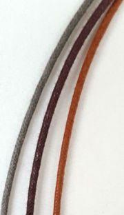 Pierre Lang Textilband grau lila