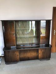 Vintage Wohnzimmerbuffet Schrank 50er J